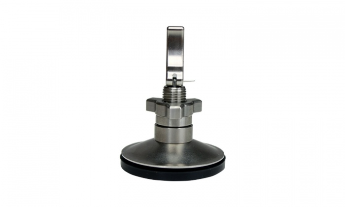 Flip Lever Vacuum Cup and Base
