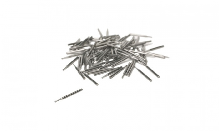 Round .039 Carbide Bur Package of 100