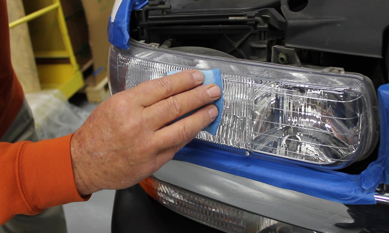 54110 Infinity 4 1 Headlight Restoration Coating Delta Kits