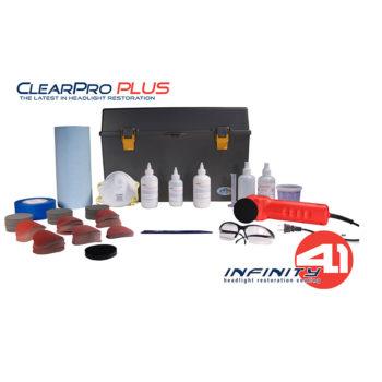 ClearPro PLUS Headlight Restoration System