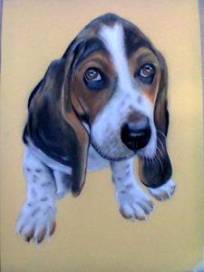 Pet Portrait by Hickmott