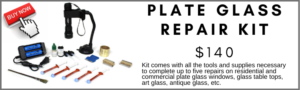 Plate Glass Repair kit for sale on deltakits.com