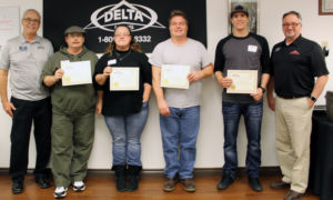 DKI windshield repair training class 2017